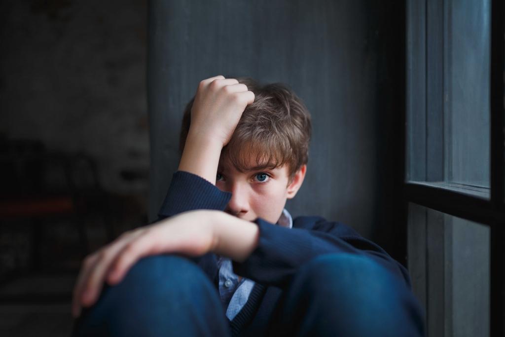 התמודדות הילד עם גירושין