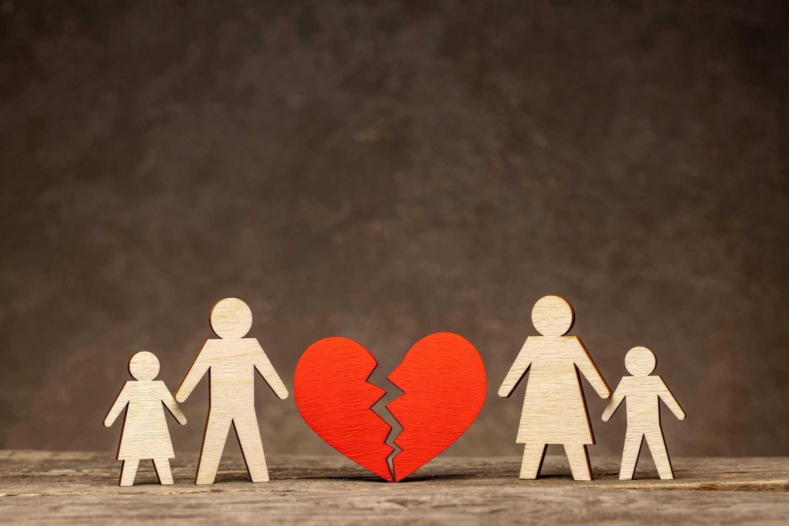 גירושין והשפעתם על הקשר הורה-ילד