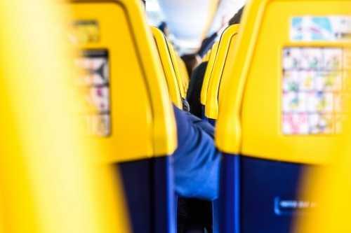 מושבים של אוטובוס