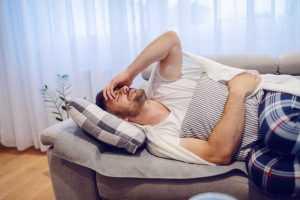 כאב ראש ובטן בהפרעת סומטיזציה
