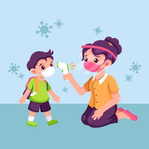 התמודדות עם קורונה אצל ילדים