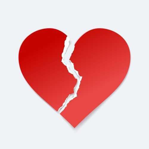 פרידות ולב שבור