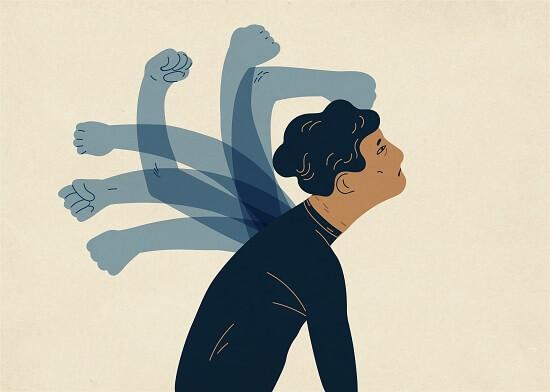 איך להתגבר על שנאה עצמית?